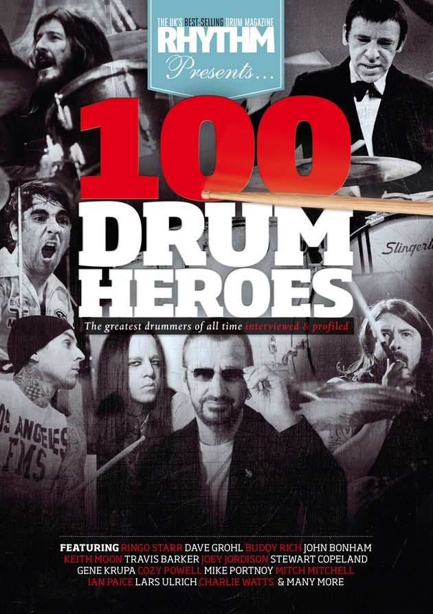 100 Drum Heroes - out now!
