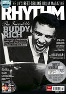 May issue of Rhythm on sale 10 April
