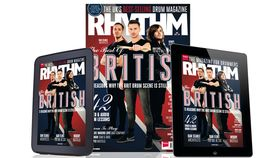 May issue of Rhythm on sale now