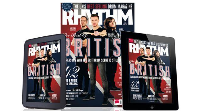 Rhythm May 2014