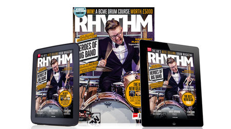 August issue of Rhythm on sale now!
