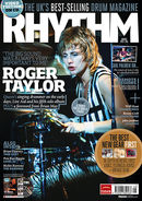 August issue of Rhythm on sale now