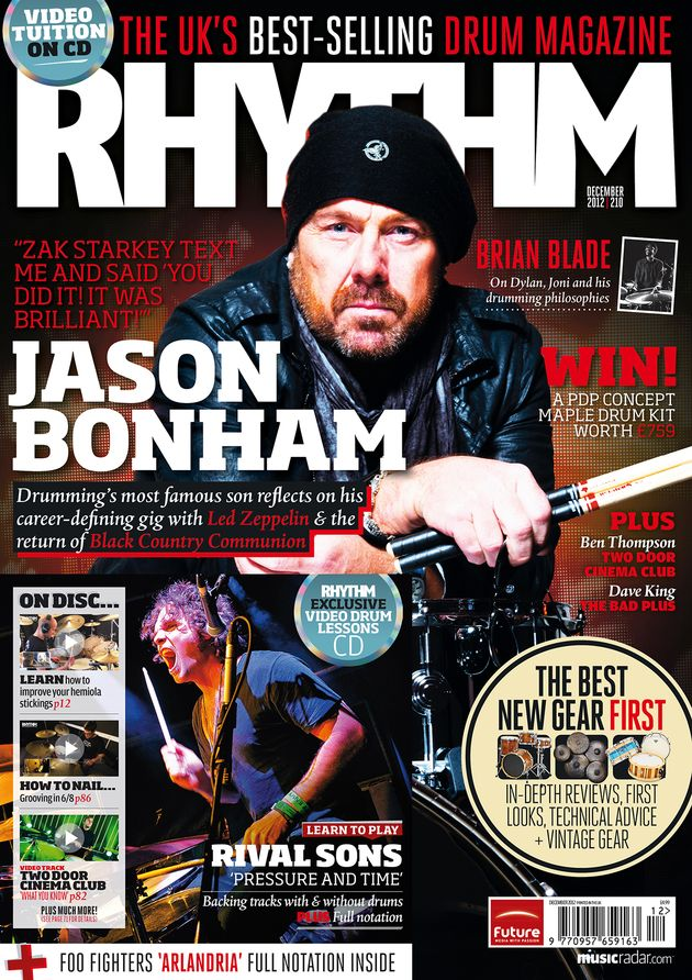Featuring Jason Bonham