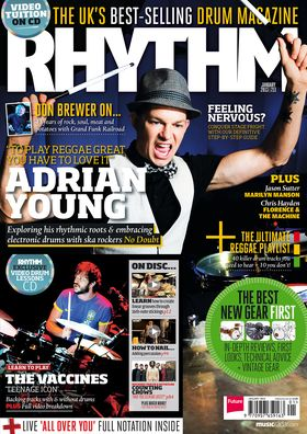January issue of Rhythm out now!