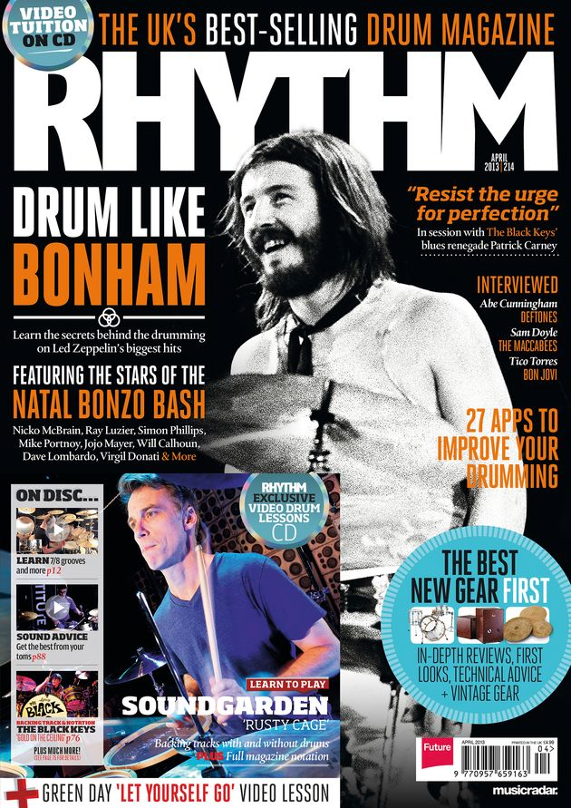 Featuring the ultimate Bonzo lesson