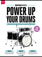 Rhythm releases drum maintenance iPad special
