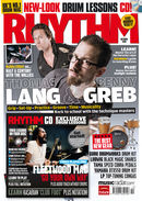 October issue of Rhythm on sale now
