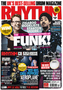 December issue of Rhythm on sale now