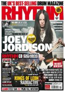 JANUARY ISSUE OF RHYTHM ON SALE NOW
