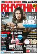 July issue of Rhythm on sale 7 June