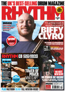September issue of Rhythm on sale now