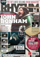November issue of Rhythm on sale now