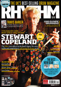 September issue of Rhythm on sale 28 August