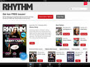 Get free issues of Rhythm today!