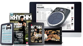 April issue of Rhythm on sale now!