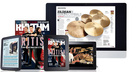 May issue of Rhythm on sale now!