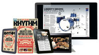 July issue of Rhythm on sale now