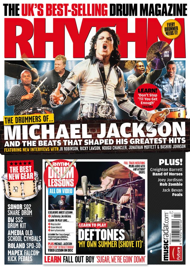 The Drummers of Michael Jackson