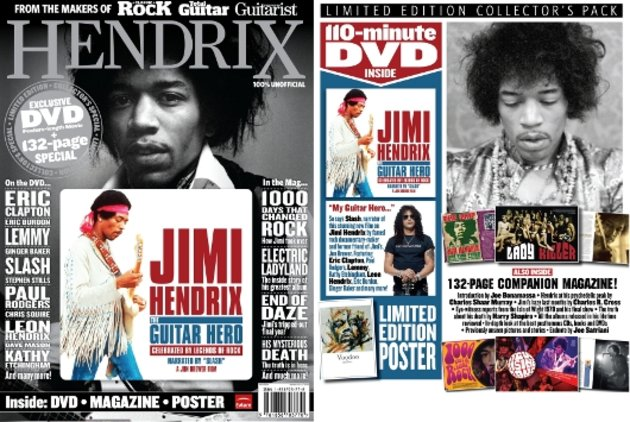 Classic rock presents 'jimi hendrix: guitar hero'
