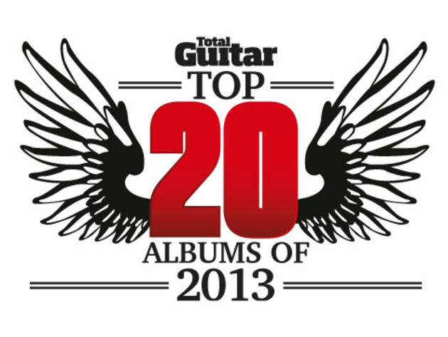 Total Guitar's Best 20 albums of 2013