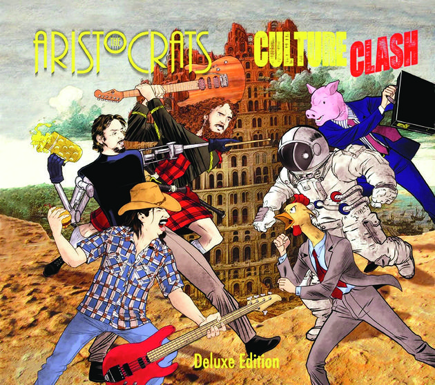 The Artistocrats – Culture Clash