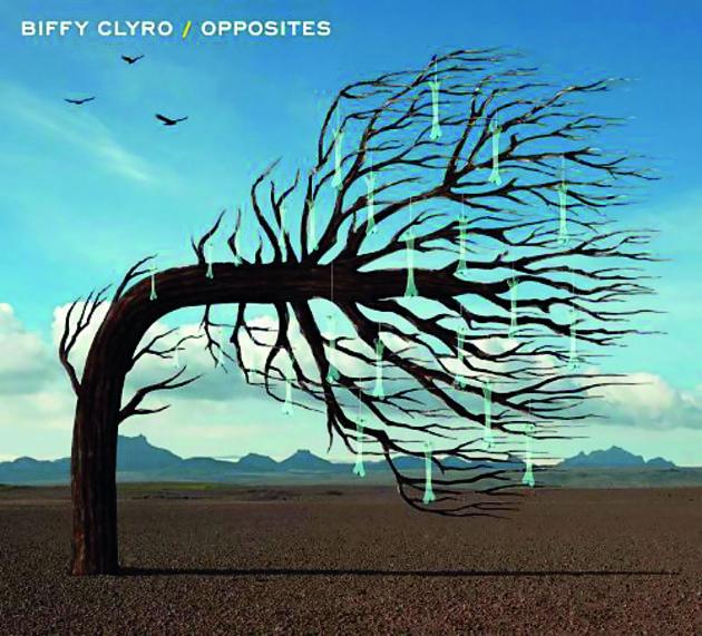 Biffy Clyro – Opposites