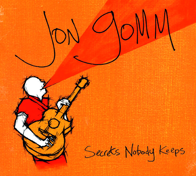 Jon Gomm – Secrets Nobody Keeps