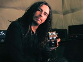Video: Korn guitarist Munky on his Majik Box Krush pedal