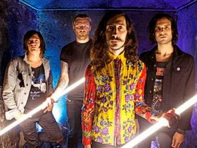 Video: Turbowolf 'Bag Of Bones'