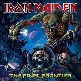 Iron maiden final frontier