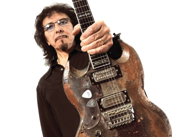 Got a question for tony iommi