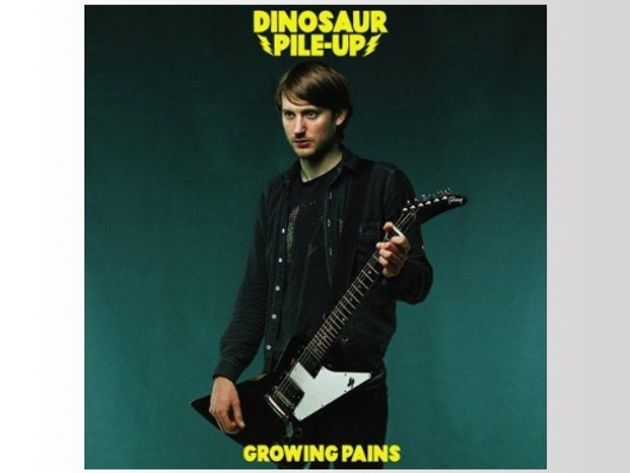 Dinosaur Pile-Up - Growing Pains