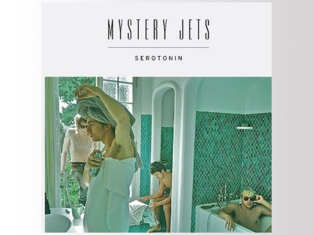 Mystery Jets - Serotonin