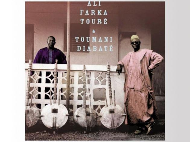 Ali Farka Toure & Toumani Diabate - Ali & Toumani