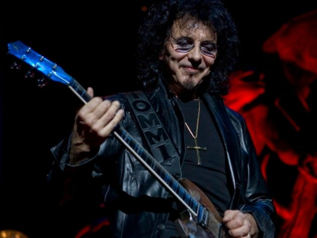 Tony Iommi (Black Sabbath, Heaven And Hell)