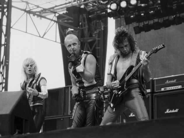 Judas priest high voltage festival
