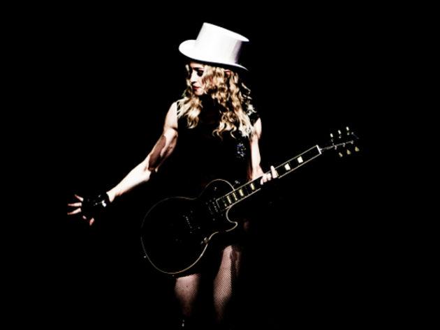 Monte Pittman (Madonna, Adam Lambert)