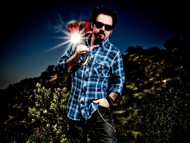Steve Lukather (Toto, legendary session guitarist)