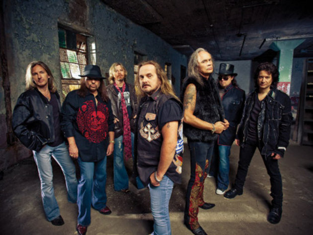 Lynyrd skynyrd 2012 uk tour dates