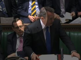 Video: MP plays air guitar in House Of Commons