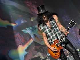 Exclusive: Slash talks new solo album