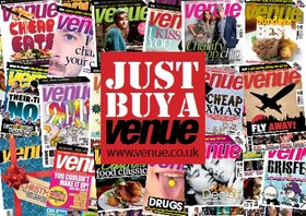 Save venue magazine