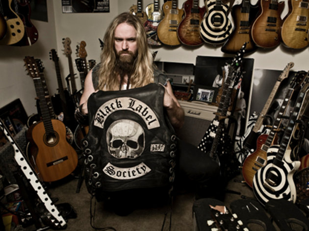 zakk wylde william shatner cover 'iron man'
