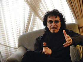 "Tony Iommi ""overwhelmed by messages of support"""