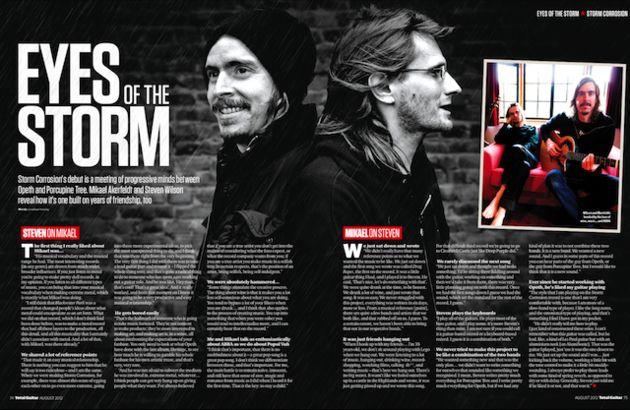 Mikael Åkerfeldt & Steven Wilson