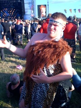 Download 2010: Photo Gallery – The best-dressed festival goers