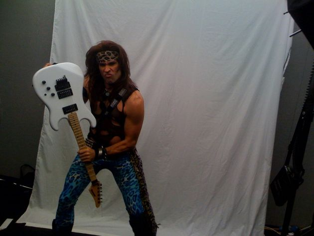 Satchel from Steel Panther