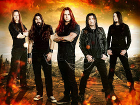 Firewind 2011 UK tour dates