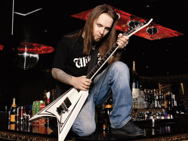 Alexi Laiho (Children Of Bodom)