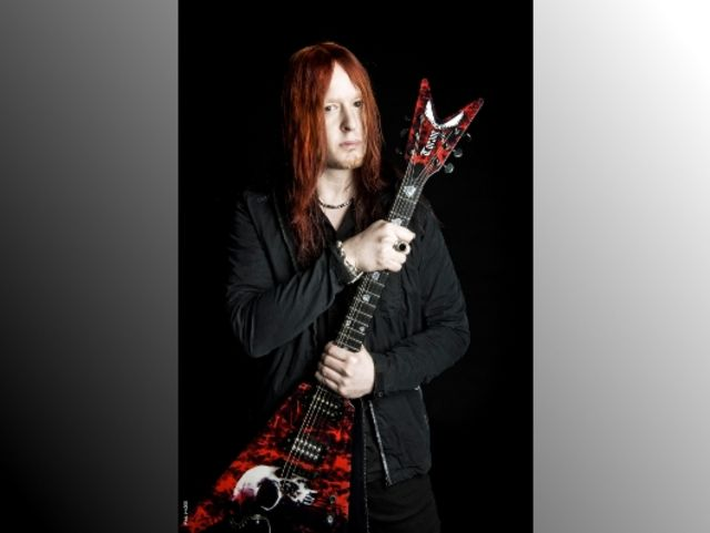 Michael Amott (Arch Enemy, Carcass)